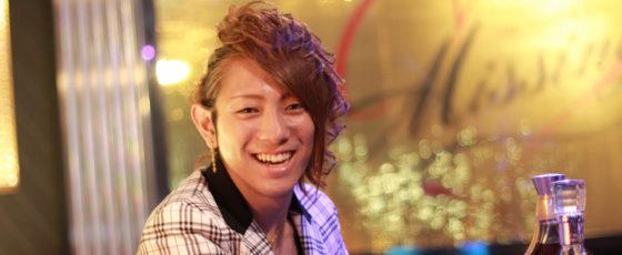 YU-MA from CLUB GUYS